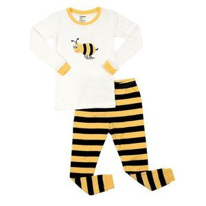 Leveret NWT Bumblebee Pajama Set